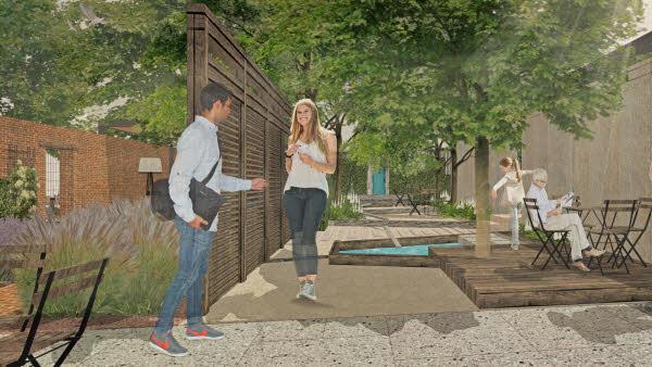 New Living Gardens # Ukážkové zahrady