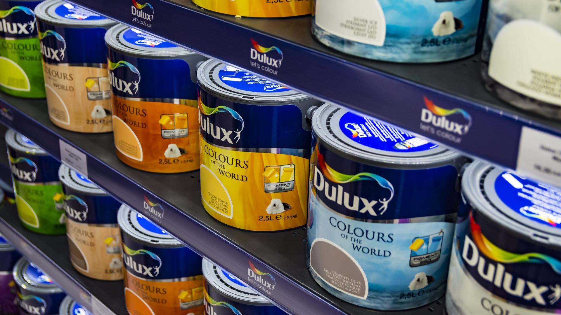 Kolir – Dulux # predajňa farieb