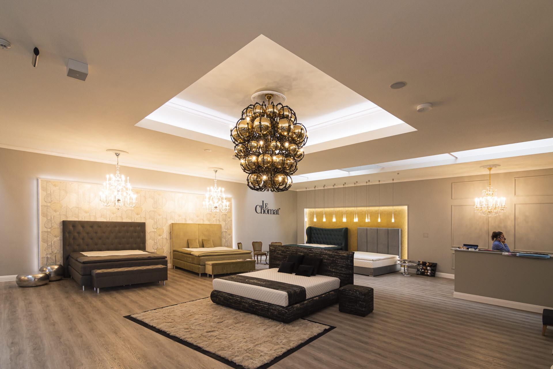 Le Chomat # Luxusné postele a matrace