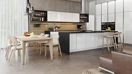 Hanák Centrum # Kvalitné kuchyne a nábytok na mieru