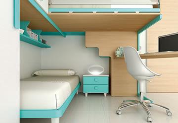 Zdravotne nezávadný detský nábytok