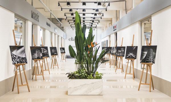 Fotograf architektúry Jiří Šebek vystavuje v New Living Center Bratislava