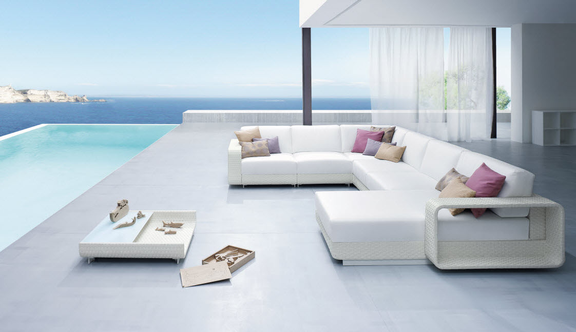 Ako si vybrať kvalitný exteriérový nábytok?