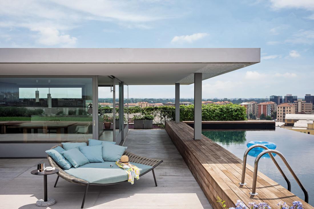 Outdoorový nábytok od značky Roda spája dizajn, kvalitu a šmrnc.